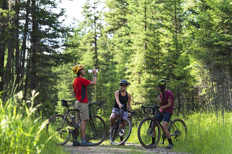 Swiftwick- PURSUIT FOUR Ultralight Trail Running and Cycling Socks Mens Merino Wool Womens
