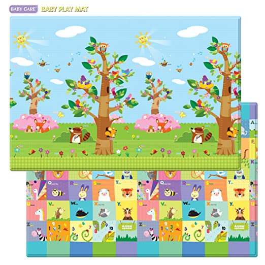 14 opinioni per Tappeto da gioco- BABY CARE playmat- Birds in the trees- Large- 2,1m *1,4m *13mm
