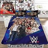 WWE Face V Heel UK Double/US Full Duvet Cover and Pillowcase Set