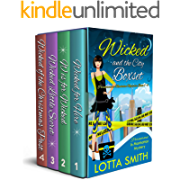 Wicked and the City Boxset: Paranormal in Manhattan Mysteries: Books 1-4
