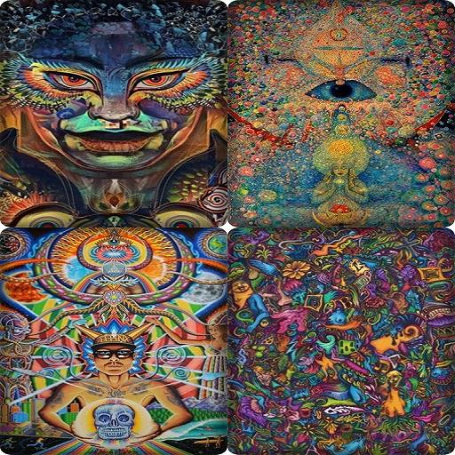 Best Psychedelic Art Designs