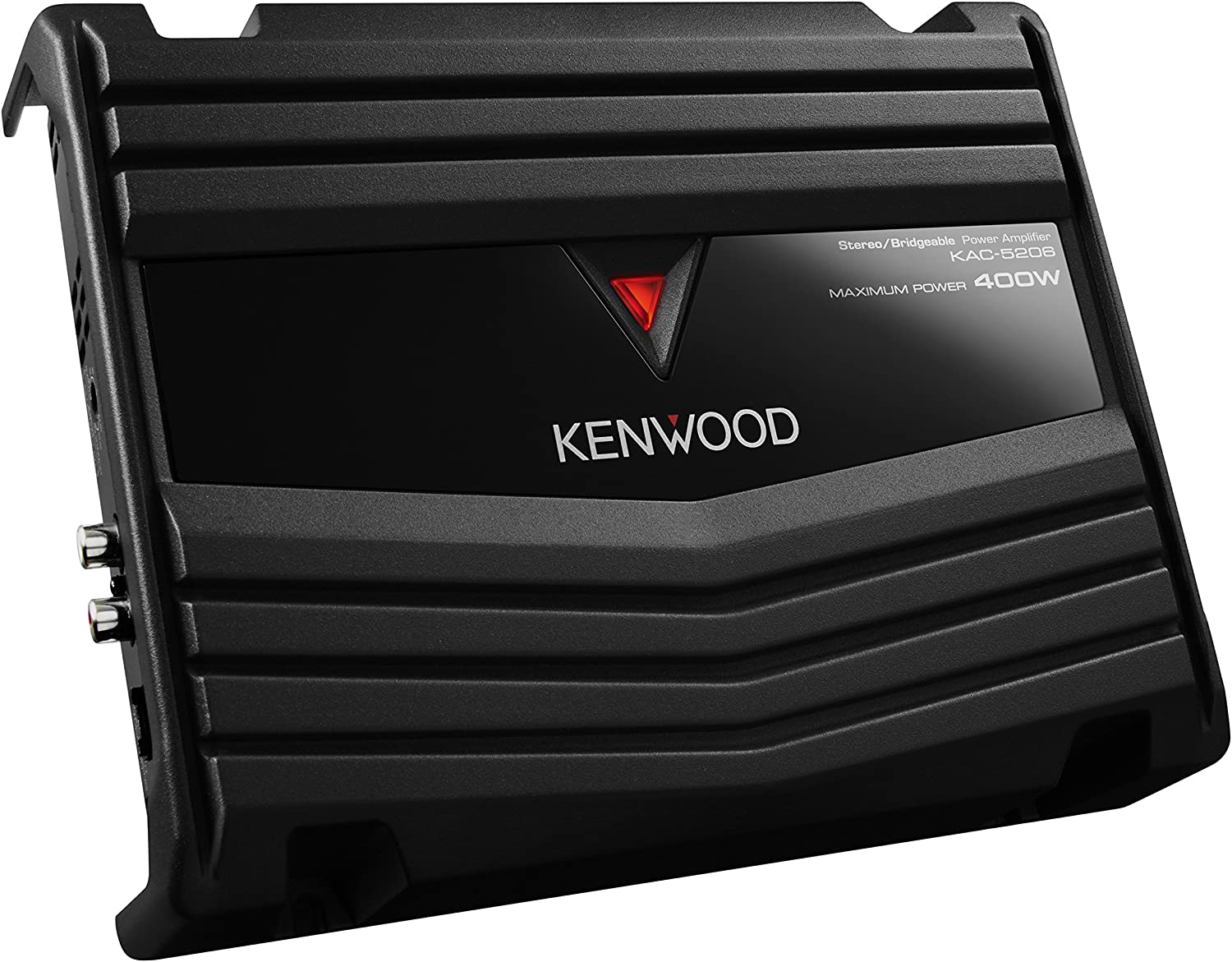 Amplificador estéreo/puenteable Kenwood KAC-5206: Amazon.es ...