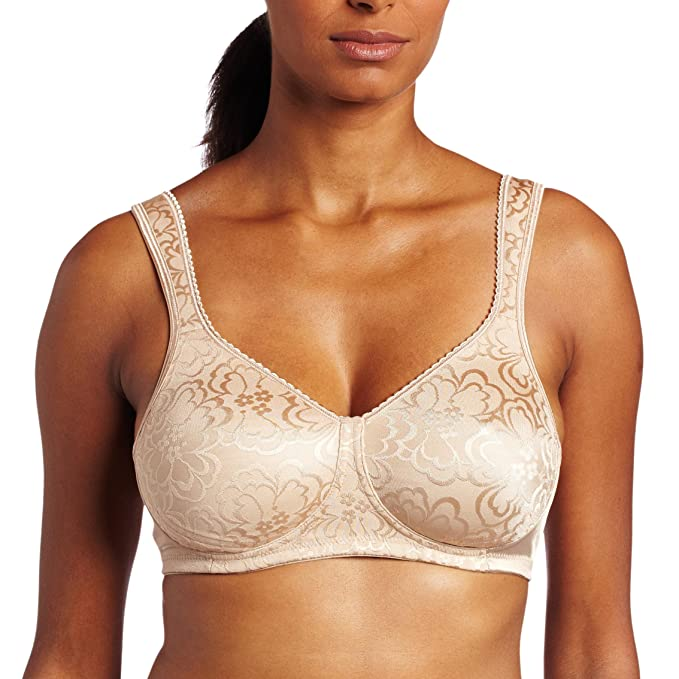 cd8dc3dc5 Playtex Women s 18-Hour Ultimate Lift and Support Wire-Free Full Coverage  Bra
