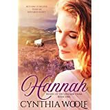 Hannah: a sweet mail-order bride historical western romance (Brides of the Oregon Trail Book 1)