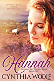 Hannah (Brides of the Oregon Trail Book 1)