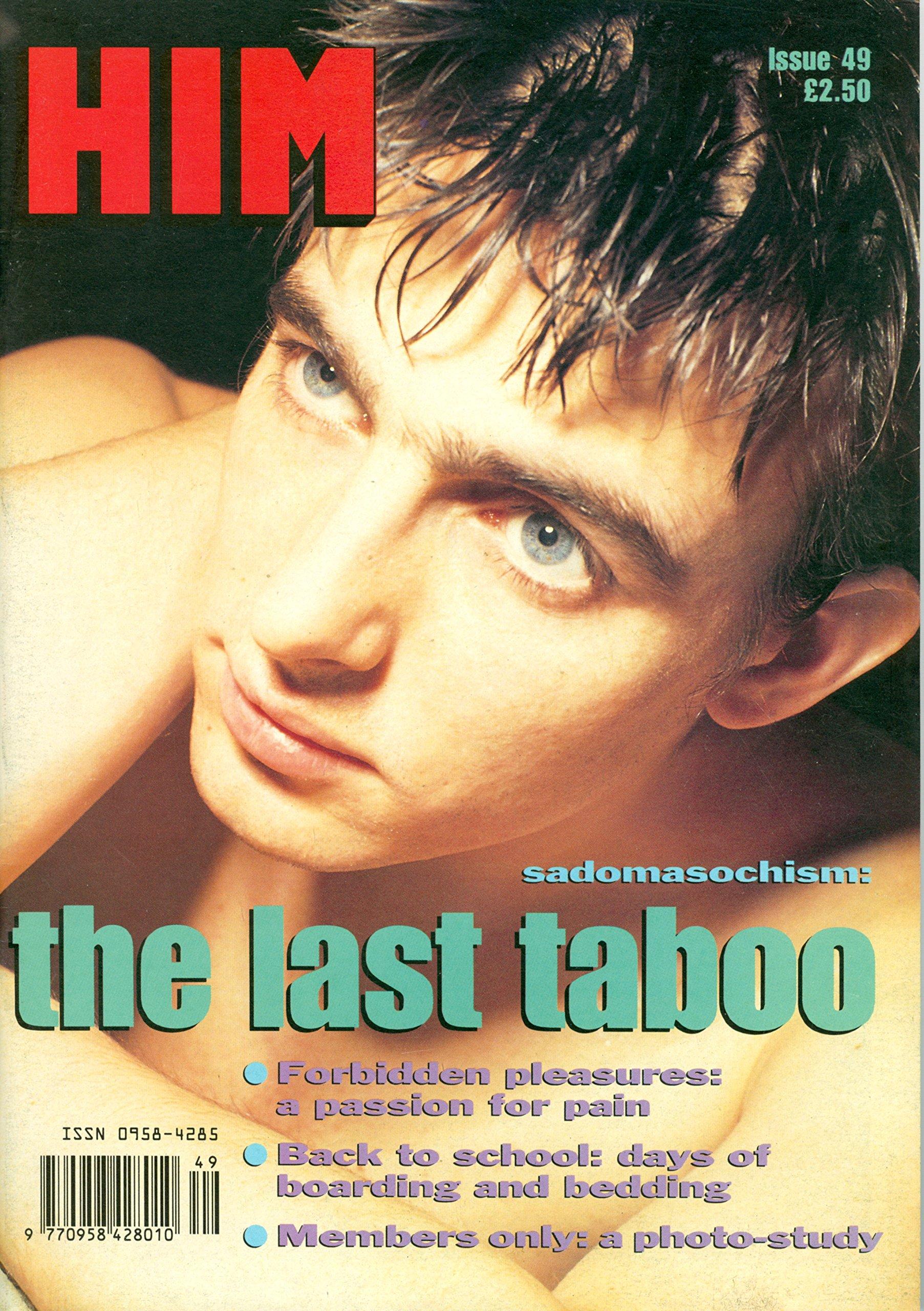 Back gay issue magazine