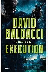 Exekution: Thriller (Die Memory-Man-Serie 3) (German Edition) Kindle Edition