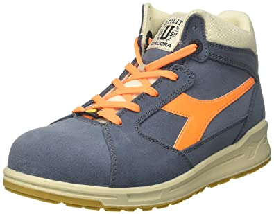 Diadora Unisex Adults  D-Jump Hi S3 ESD Work Shoes  Amazon.co.uk ... ff7a6851238
