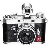 Minnox DCC 14MP Digital Camera with 2-Inch TFT LCD (Silver)