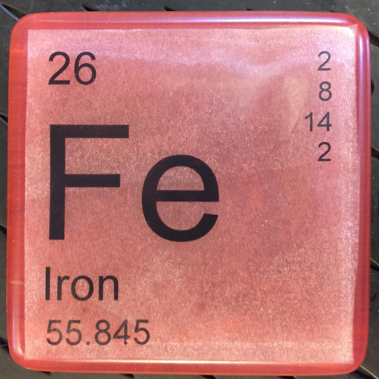 Amazon.com : It\'s Elementary Periodic Table Soap (Iron) : Beauty