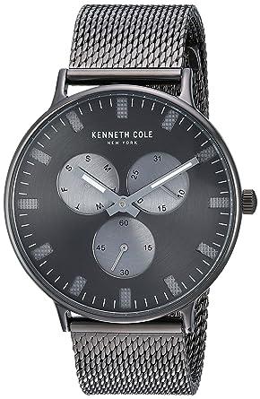 143771f9b436 Kenneth Cole New York Men s Sport  Quartz Stainless Steel Dress Watch