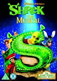Shrek The Musical (DVD) [2018]