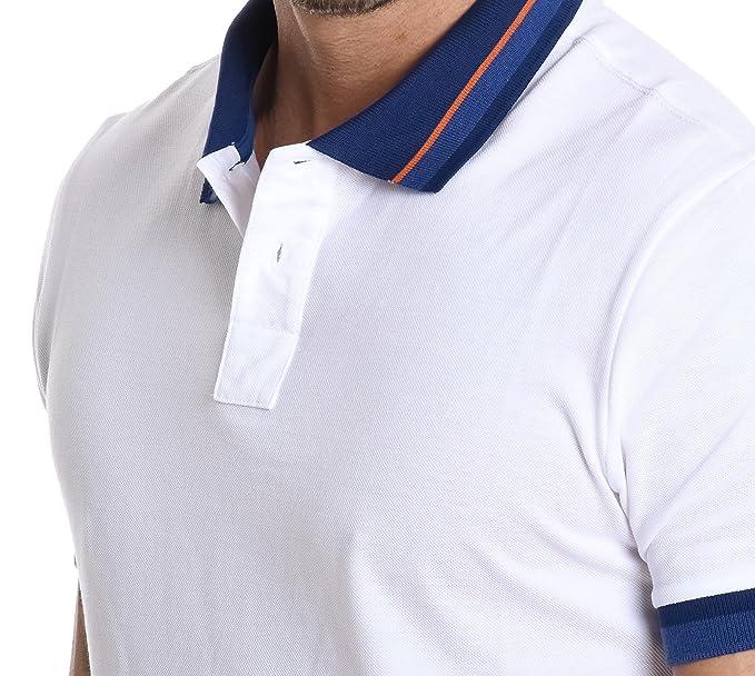 Paul Smith Polo - Para Hombre Blanco Blanco Talla De La Marca ...
