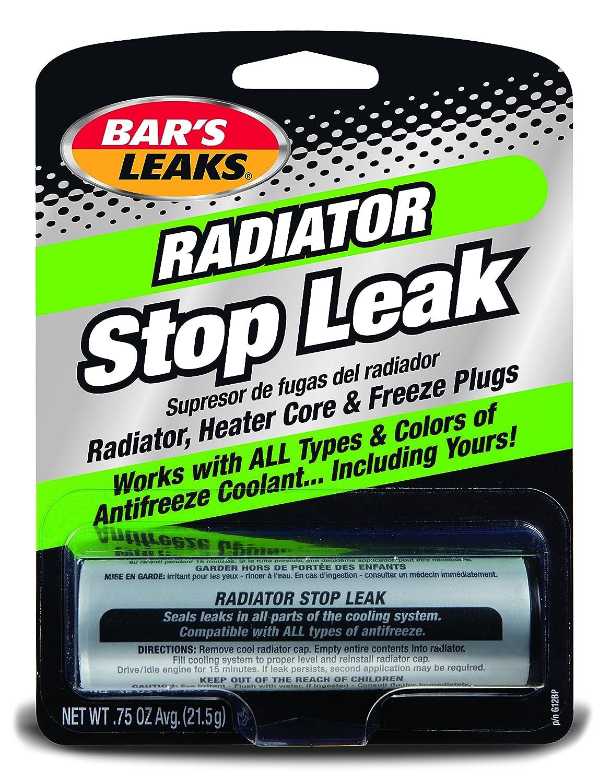 Bar's Leaks G12BP Powder Radiator Stop Leak - 0.75 oz. Bar' s Leaks