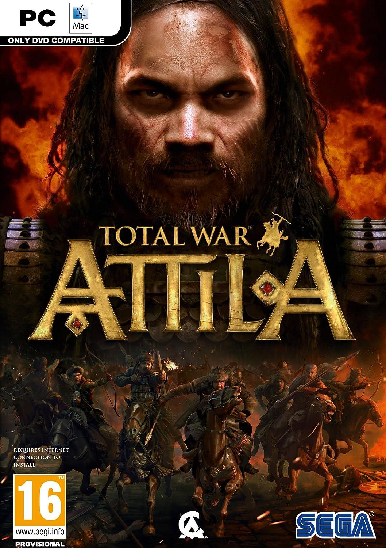 Total War: Attila pc dvd-ის სურათის შედეგი
