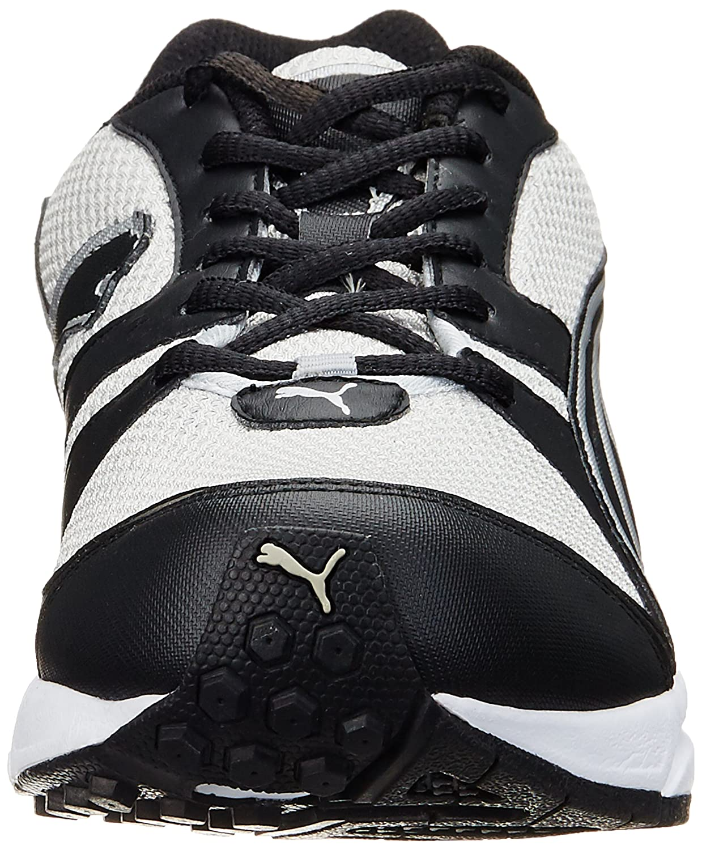 Puma Neptuno Zapatos Blanco Y Negro De Funcionamiento LqJwYN