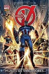 Os Vingadores: Mundo de Vingadores eBook Kindle