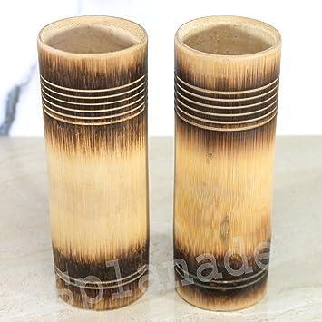 Esplanade Natur 100 Natur Bambus Glaser Wasser Saft