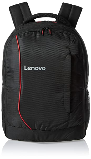 Lenovo Laptop Bag 15.6 inch backpack Black Red - Buy Lenovo Laptop ...