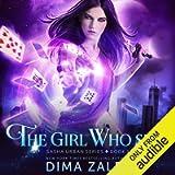 The Girl Who Sees: Sasha Urban Series, Book 1