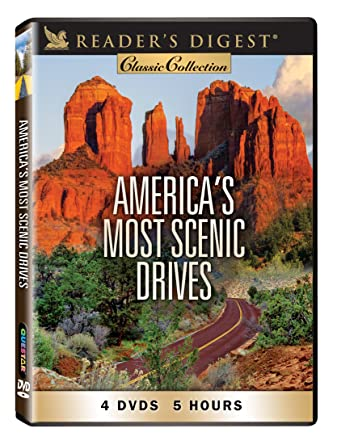 Amazon.com: Americas Most Scenic Drives 4 pk.: Narrated By ...