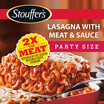 Stouffer's Meat Sauce Party Size Frozen Lasagna