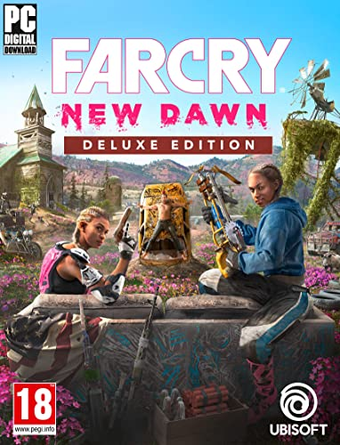 Far Cry New Dawn - Deluxe Edition: Amazon.es: Videojuegos