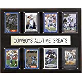 NFL Dallas Cowboys All-Time Greats Plaque(Art May Vary)
