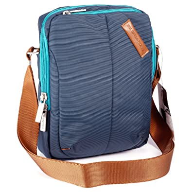 FX CREATIONS Men/'s Casual Cross Body Shoulder Bag Satchel Messenger Daily Bag