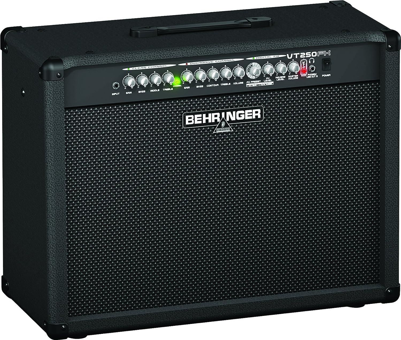 Behringer VT250FX Virtube - Amplificador de guitarra (2 unidades ...