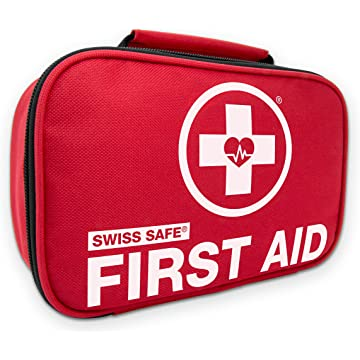 cheap Swiss Safe 2-in-1 First Aid Kit 2020