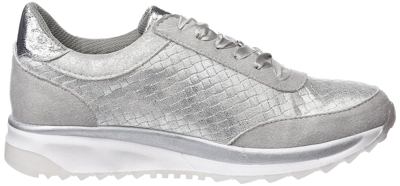 XTI 48052, Zapatillas para Mujer, Plateado (Platinium), 40 EU: Amazon.es: Zapatos y complementos