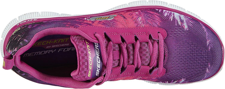 soborno para jugar Algún día  Amazon.com: Skechers vientos alisios de la mujer, Rosado, 5 B(M) US: Shoes