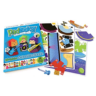 Padzooks - Rocking Bobbleheads Kit: Toys & Games