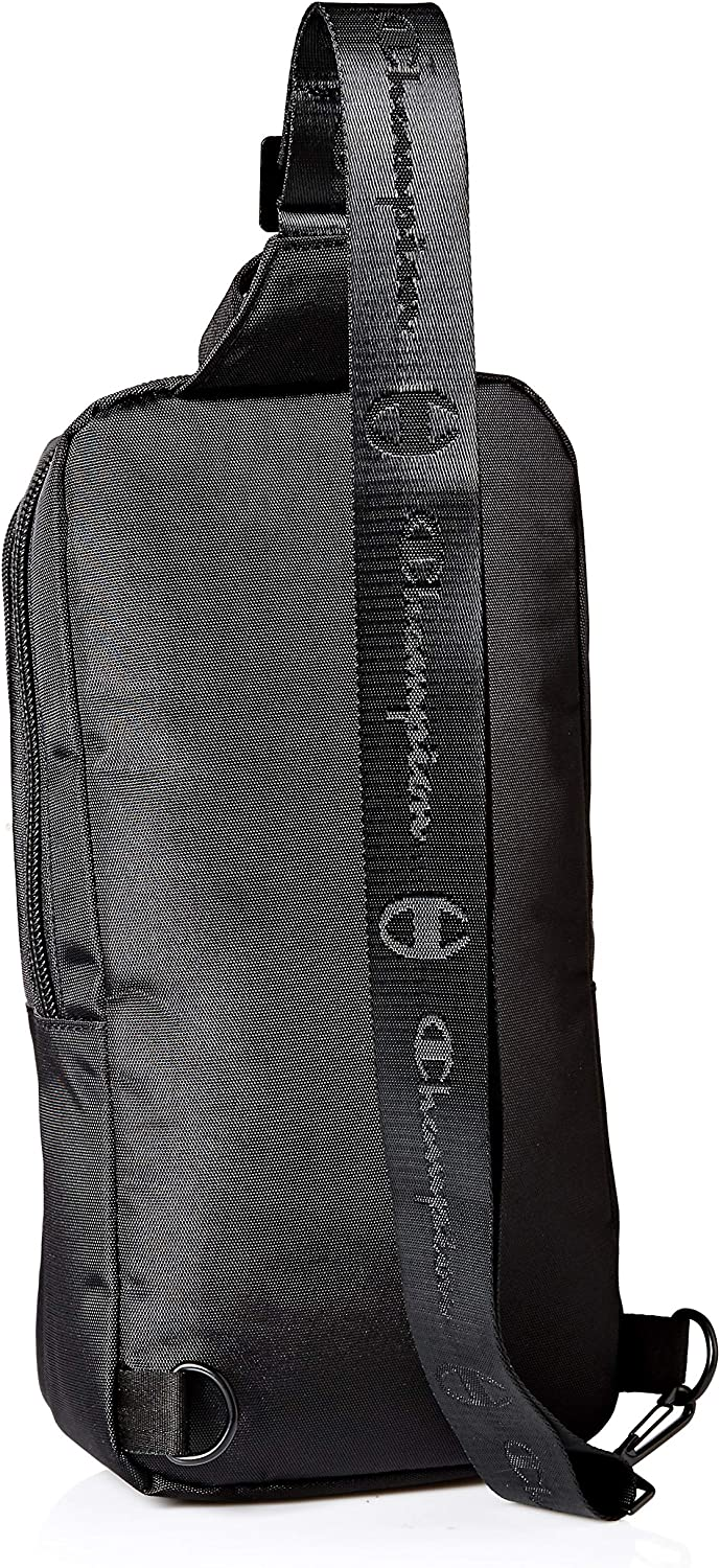 Champion Unisex-Adult's Stealth Sling Strap Pack, Black, One Size: Clothing