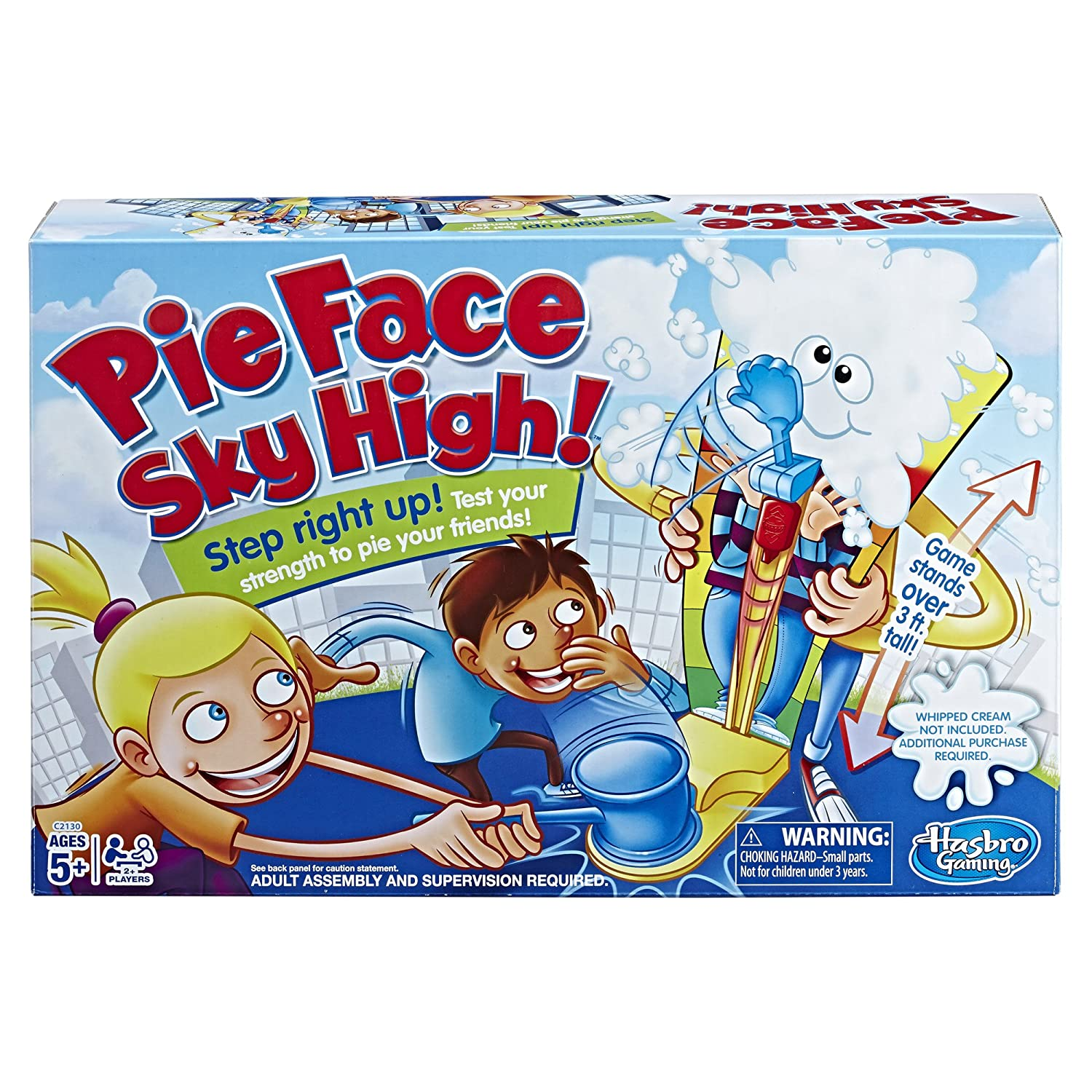 You can buy the Pie Face Sky High Game here