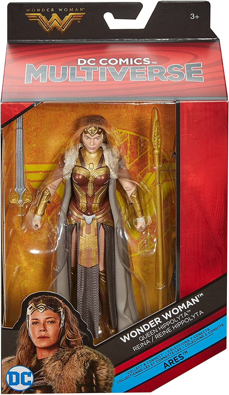 DC Comics Multiverse Wonder Woman QUEEN HIPPOLYTA Loose Figure Universe Mattel