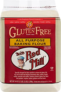 product image for Bob's Red Mill Gluten Free All Purpose Baking Flour, 44 Oz (4 Pack)