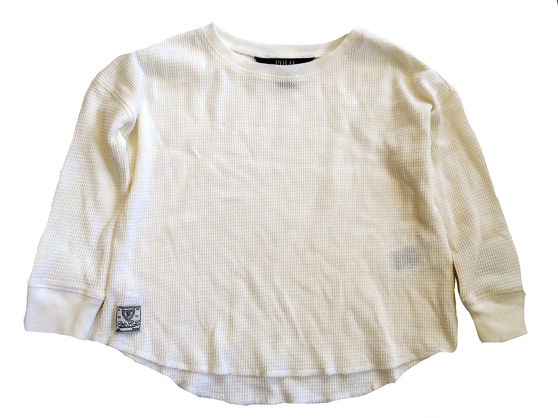 Ralph Lauren DENIM I TROPHY pullover white