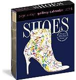 Shoes Gallery 2018 Calendar