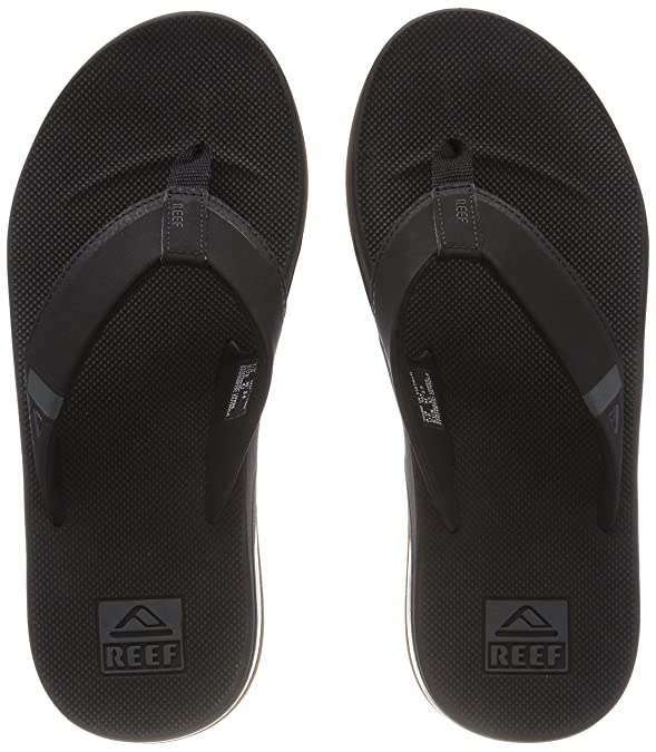 Reef Herren Rover Black Zehentrenner