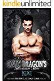 The Onyx Dragon's Accidental Mate: The Jeweled King's Curse Mpreg Romance Book Four
