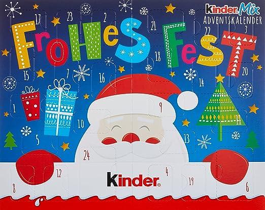 Kinder Weihnachtskalender.Kinder Mix Tisch Adventskalender 1 X 127 G