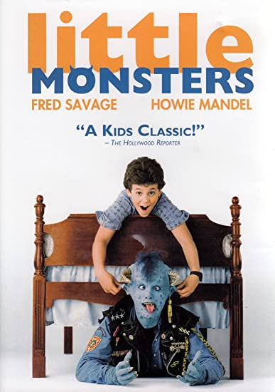 amazoncom little monsters fred savage howie mandel daniel stern margaret whitton rick ducommun frank whaley ben savage william murray weiss