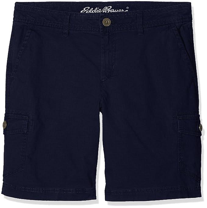 6657e9e9383d Eddie Bauer Adventurer Ripstop Cargo-Shorts Pantalones cortos ...