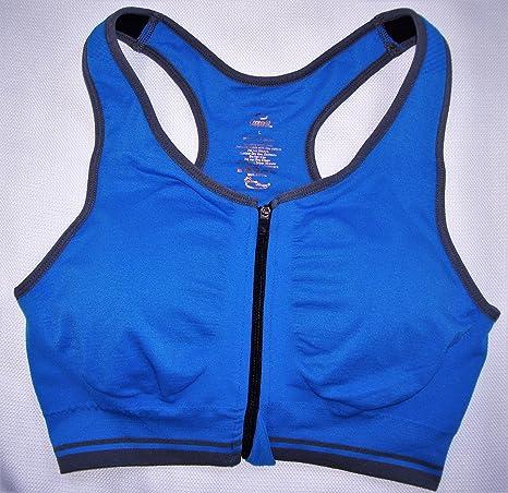 copper fit sports bra