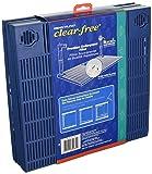 Penn Plax Undergravel Filter – Premium Aquarium 4 Filter Plate System Designed to Fit 40/50 Gallon Tanks
