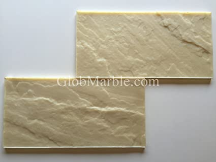 Image Unavailable Not Available For Color GlobMarble Concrete Stamp Mold