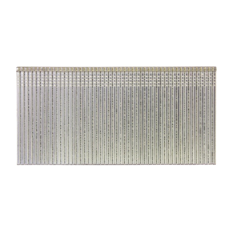BECK FASTENER GROUP Stauchkopfnä gel 40mm C verzinkt, 1 Schachtel mit 5,000 Brads Stü ck, Brads120/2580