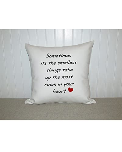 Amazon.com: Pillow cover,nursery, Winnie the Pooh quote ...